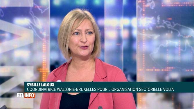 L'invitée du jour: Sybille Laloux, coordinatrice Wallonie-Bruxelles chez Volta