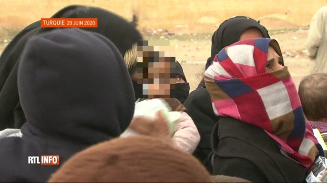 Une Belge militante de l'Etat Islamique a été interceptée en Turquie