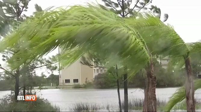 L'ouragan Sally rétrogradé en dépression tropicale