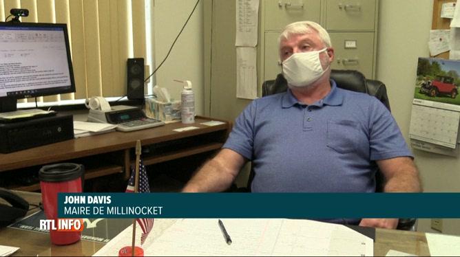 Coronavirus: 177 contaminés dans le Maine après un mariage