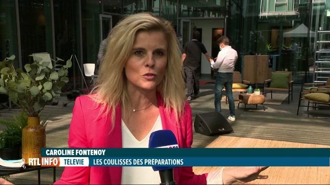 Le 32e Télévie se prépare, au coeur d'RTL House