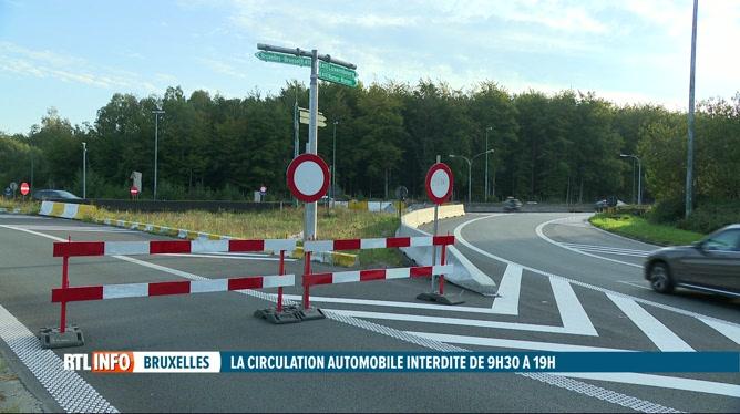 Dimanche sans voiture à Bruxelles entre 9h30 et 19h00 aujourd'hui