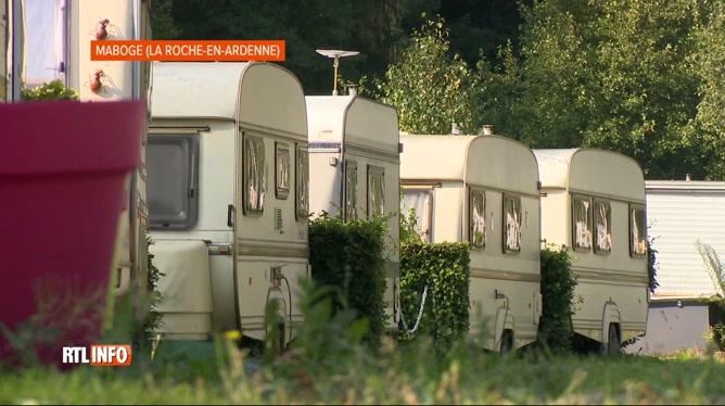 La Roche-en-Ardenne: un camping va fermer, au grand dam des résidents