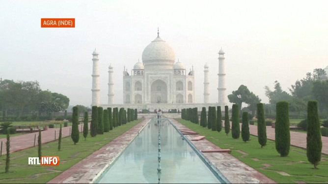 Le Taj Mahal rouvre au public malgré la pandémie de coronavirus