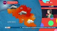 La météo et les tendances pour les prochains jours