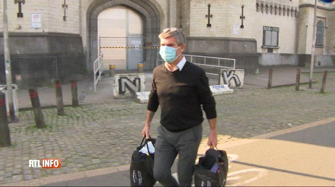 Football: l'agent de joueurs Patrick De Koster a pu sortir de prison