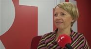 Catherine Fonck, chef de groupe CDH au parlement fédéral - L'invité RTL Info de 7h50