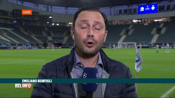 Ligue des Champions: la Gantoise affronte le Dynamo Kiev ce soir