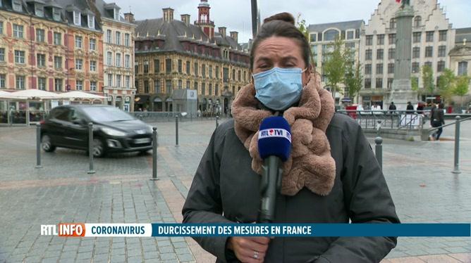 Coronavirus : Lille, zone d'alerte renforcée