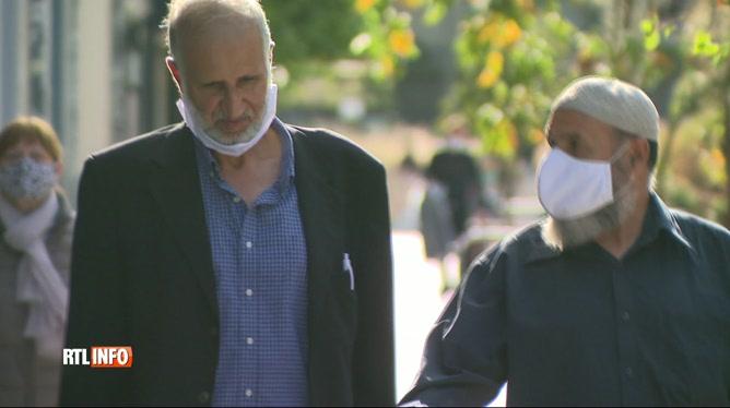 Coronavirus : l'obligation du port du masque dans la rue levée dès le 1/10