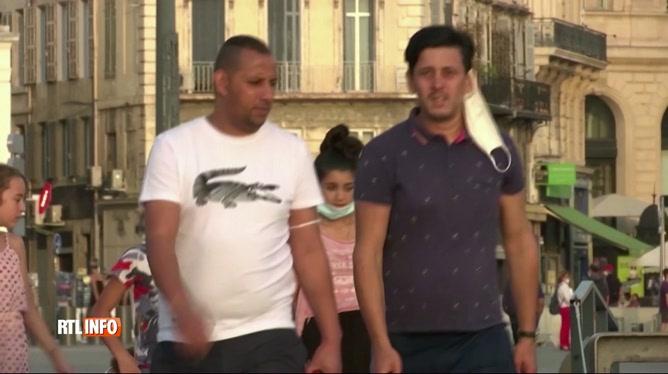 Coronavirus : la France durcit le ton dans plusieurs grandes villes