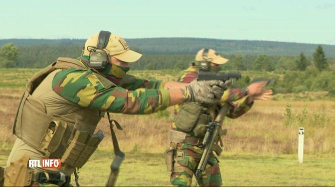 L'armée belge engage 2.300 personnes !