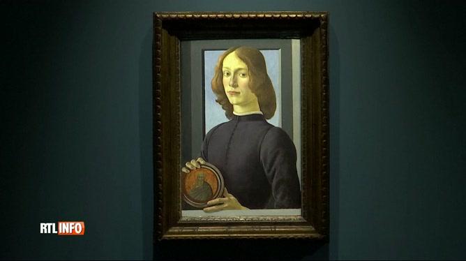 Un rare Botticelli va être mis en enchères