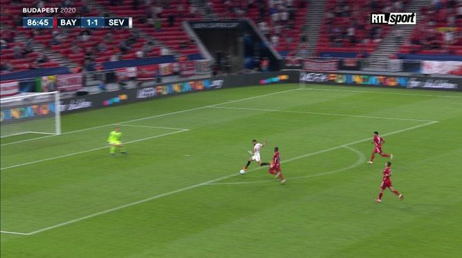 Supercoupe d'Europe: le face-à-face dingue remporté par Neuer