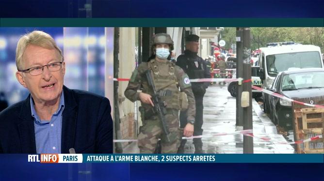 Attaque à Paris: l'analyse d'André Jacob, ex-agent de la Sûreté de l'Etat