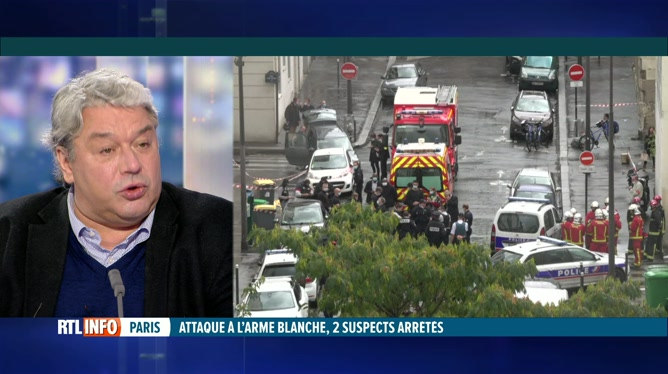 Attaque à Paris: le lieu de l'attentat est très symbolique