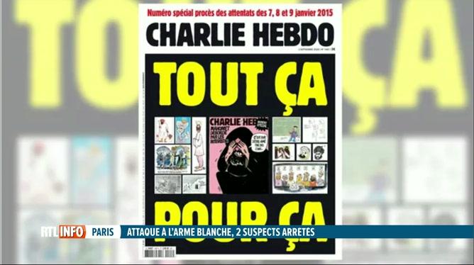 Attaque à Paris: Charlie Hebdo fait toujours l'objet de menaces