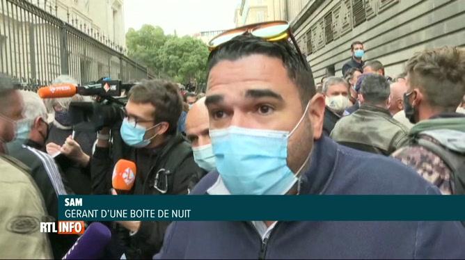 Coronavirus: colère des Marseillais contre la fermeture des bars et des restos