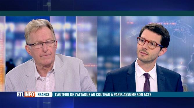 Attaque à Paris: André Jacob analyse l'enquête en cours
