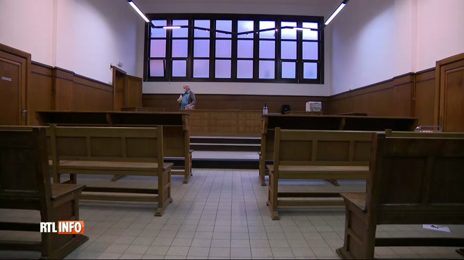 Intempéries: il peut dans une salle du palais de justice de Mons