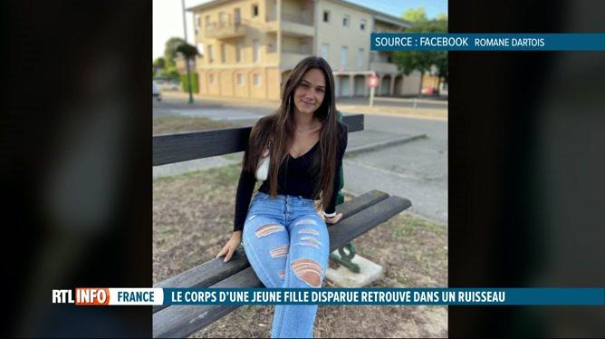 La jeune Victorine (18 ans) retrouvée morte dans une rivière en France