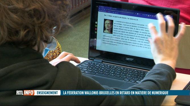Pour l'OCDE, la FWB n'en fait pas assez pour l'éducation au numérique
