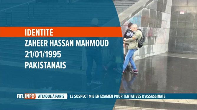 On en sait plus sur l'attaque devant les anciens locaux de Charlie Hebdo