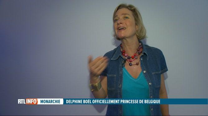 A quoi peut prétendre Delphine, désormais Princesse de Belgique ?