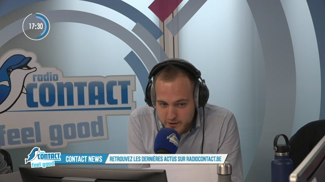 Contact News 17h30 du 14 octobre 2020
