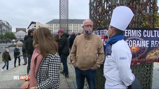 Coronavirus en Belgique: manifestation ce jeudi midi à Liège