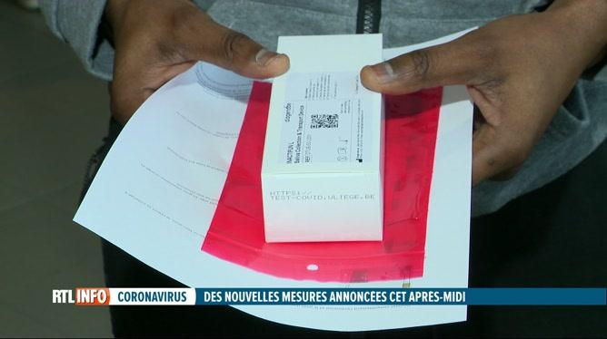 Coronavirus: bilan après une semaine de tests salivaires au CHU de Liège