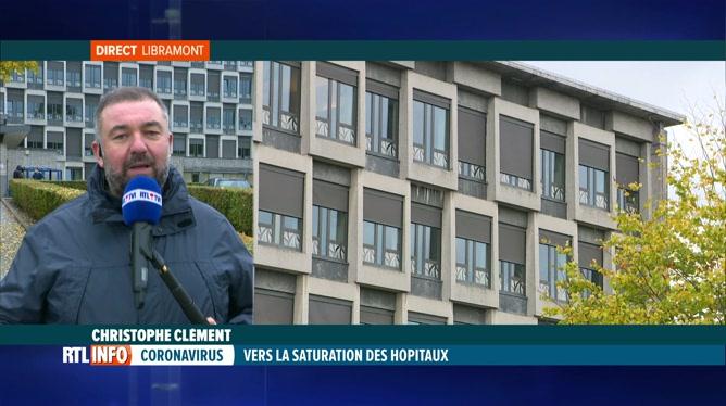 Coronavirus: le point sur la situation des hôpitaux en province de Luxembourg