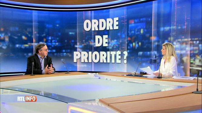 Coronavirus: Yves Van Laethem revient sur le dépistage