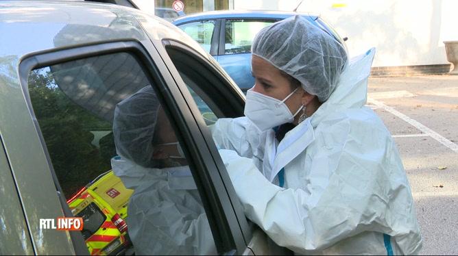 Coronavirus: deux centres de dépistage du Brabant wallon ferment