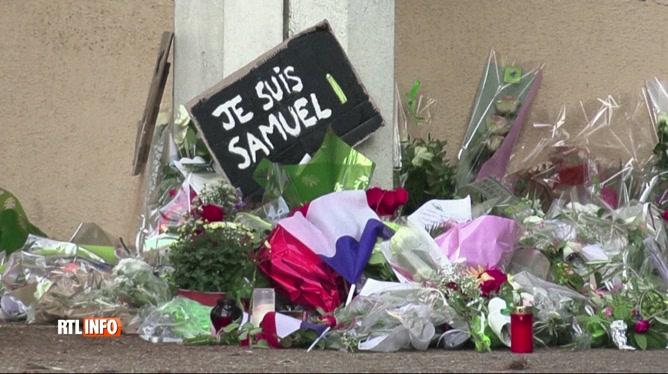 Assassinat de Samuel Paty: la Légion d'honneur sera décernée au défunt