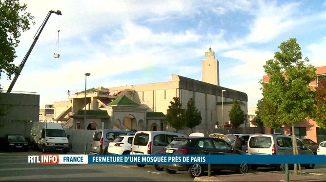 Assassinat de Samuel Paty: une mosquée de la banlieue de Paris ferme