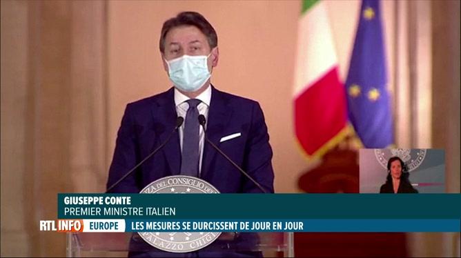 Coronavirus: le point sur les mesures de sécurité en Europe
