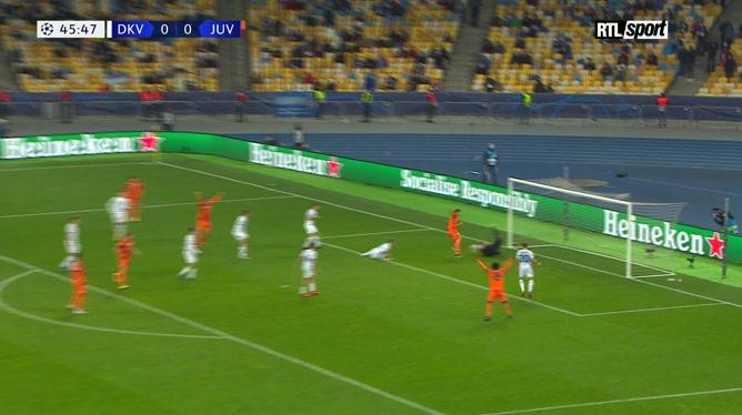Résumé Dynamo Kiev - Juventus