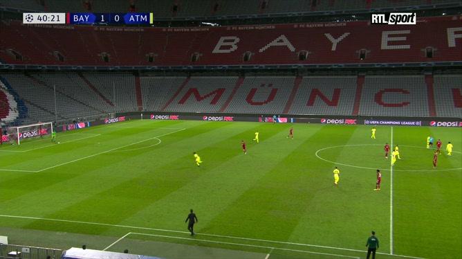 Ligue des champions: Leon Goretzka double la mise pour le Bayern Munich