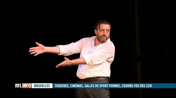 Coronavirus: le secteur culturel bruxellois sera de nouveau à l'arrêt