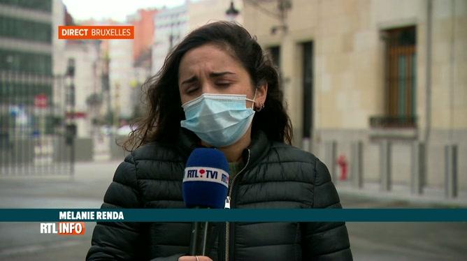 Covid-19: record européen de contaminés pour la Belgique; Pourquoi?