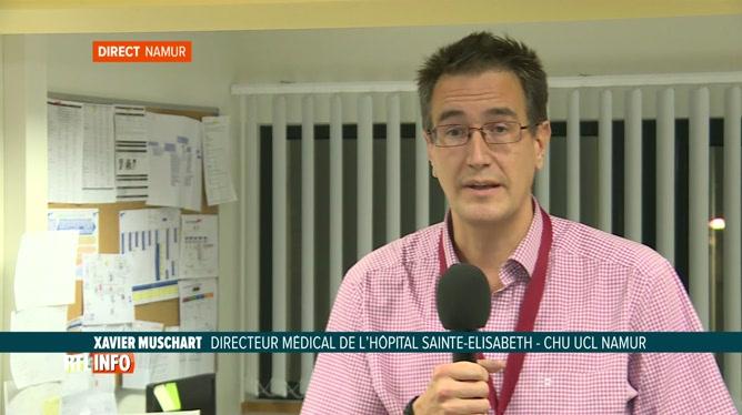 Covid: appel au secours des hôpitaux du Brabant, du Hainaut et de Namur