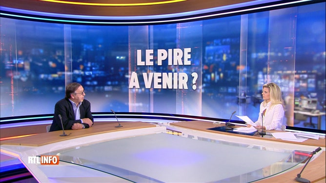 Covid-19: Yves Van Laethem commente la situation et les chiffres