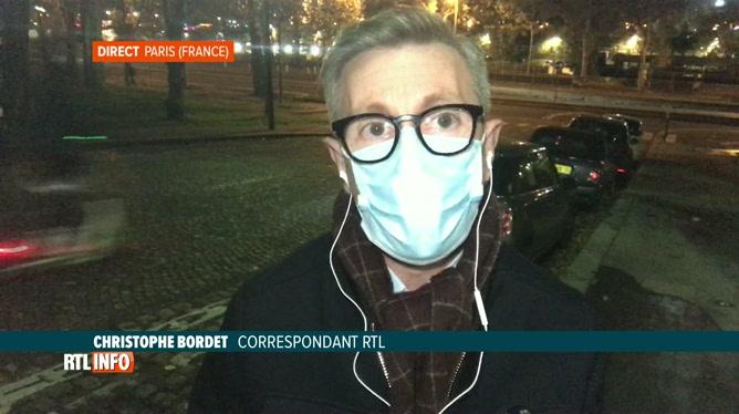 Covid-19: le point sur la situation en France avec Christophe Bordet