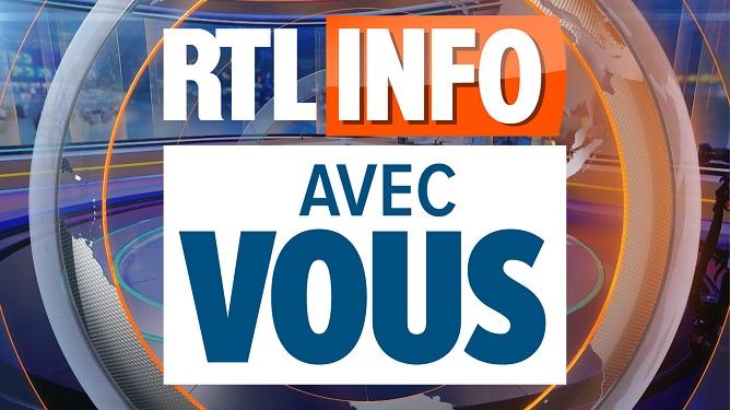 RTL INFO AVEC VOUS (23 novembre 2020)