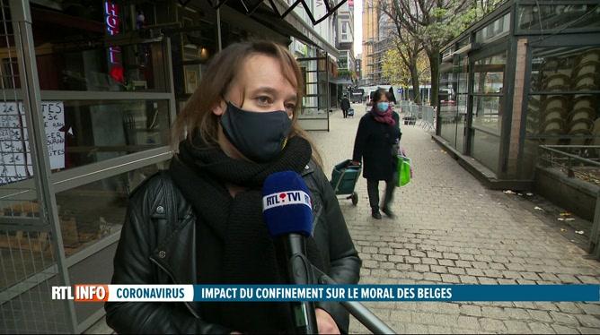 Coronavirus: le moral des Belges n'est pas vraiment au beau fixe