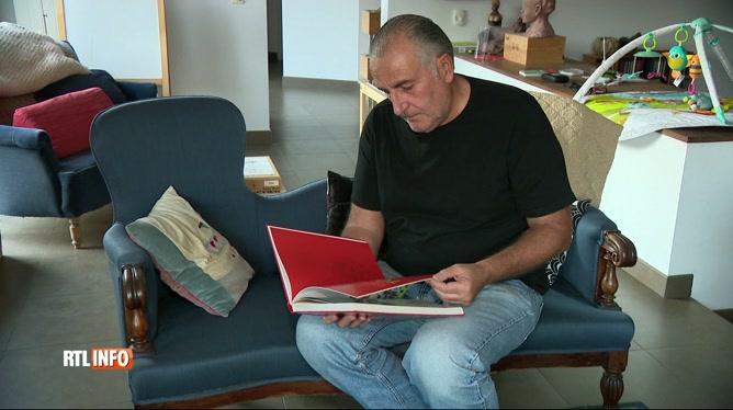 Photographe, Philippe se souvient d'une rencontre avec Diego Maradona: