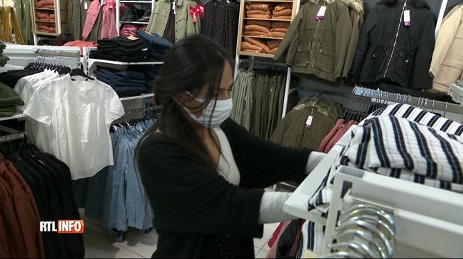 Coronavirus: des mesures strictes entourent la réouverture des magasins