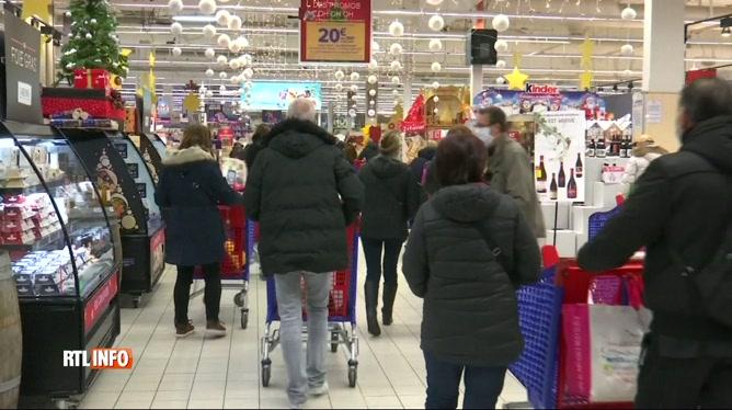 Coronavirus: affluence dans les magasins français rouverts ce samedi