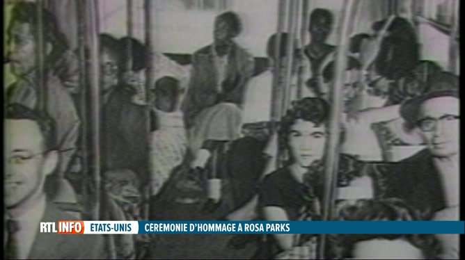 Racisme aux Etats-Unis: hommage à Rosa Parks, 65 ans plus tard